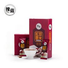 bebida de cereal de control de peso Bean Coix Seed Mix Powder etiqueta privada de reemplazo de comida