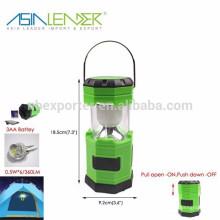 Lumière ABS pop-up à 6 LED