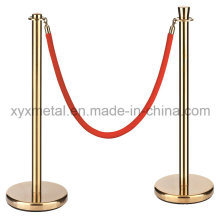 Stainless Steel Display Exhibition Barrier Rope Post