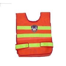 Colete reflector seguro para polícia