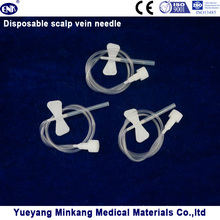 Needle Scalp Vein Needle 19g (ENK-TPZ-009)