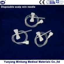 Disposable Scalp Vein Needle 19g (ENK-TPZ-009)