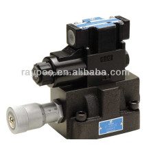 SF SDF SD SFD solenoid flow control valve for hydraulic shoe sole pressing machine
