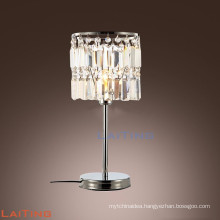 2016 New Design Modern Crystal Table Lamp