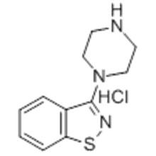 3-Piperazinobenzisothiazole hydrochloride CAS 144010-02-6