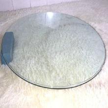 Verre de table à manger, verre de sécurité en ligne de verre trempé
