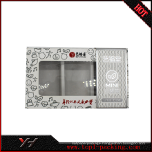 2017 clear transparent PVC box for promotion gift