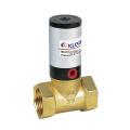 Vanne de contrôle d'air à piston pneumatique neutre et gaz neutre