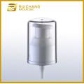 pompe de lotion cosmétique en plastique de 24mm