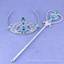 China Großhandel billigste gefrorene Elsa Krone gefrorene Tiara