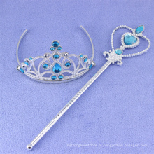 China Wholesale mais baratos congelados Elsa Crown Frozen Tiara