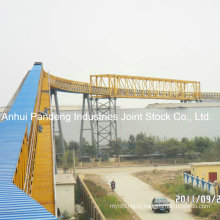 Heavy Duty Overland Chemical Industrial Conveyor