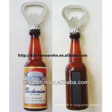KC-00695 ouvre-bouteilles en acier inoxydable à chaud 2013