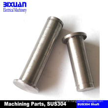 Machining Part Steel Shaft Machining Shaft