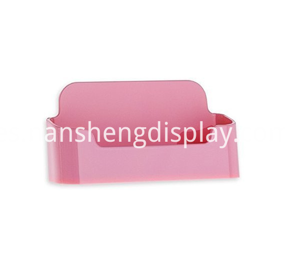 Acrylic Business Card Holders Stands