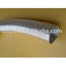 полу жесткой алюминиевых воздуховодов