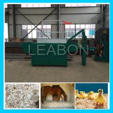 Machine à raser le bois de lit de cheval à usage agricole 1t / h