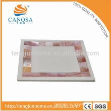 CPN-SD Pink Shell Soap Dish для гостиничных целей