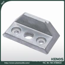 L'aluminium d'OEM de précision meurent des pièces de rechange de machines de moulage mécanique sous pression / pièce coulée sous pression en aluminium