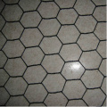 Fabrication de fil hexagonal de lapin enduit de PVC