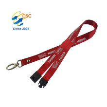 Compliance Factory Nylon Lanyard For Keys