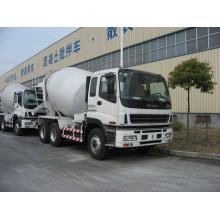 Camion de mélangeur de ciment d'Isuzu FVZ