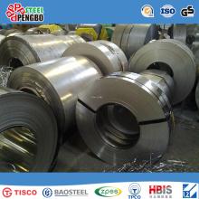 Venda quente 304 bobinas de aço inoxidável