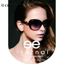 2018 new designer trendy eternal sunglasses
