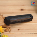 schwarz Kraftpapier Schublade Box Geschenkverpackung für Stift