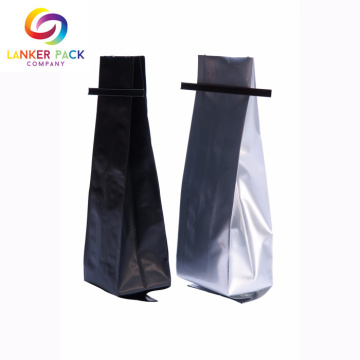 BRC Standard Waterproof Reclosable Gusseted Plastic Bags