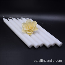 11g 23g 38g White Plain Candle For Home