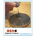 Brinquedos adultos descompressivos da plasticina da plasticina magnética dos ímãs