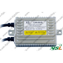 12V 55W X5 ESCONDIDO o reator magro de Canbus (NSL-X5)