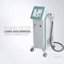 Laser do alexandrite do diodo da qualidade superior 808nm para o sistema da remoção do cabelo