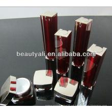 Embalaje cosmético Botella acrílica sin aire