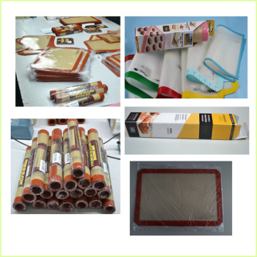 fiberglass wholesale nonstick silicon baking mat