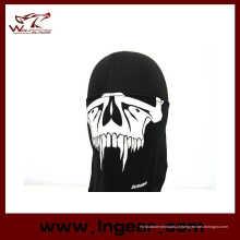 Máscara de caveira Paintball por atacado cachecol Triangular Bandana