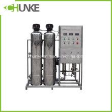 Sistema de ósmosis inversa Chunke Dringking planta de agua Ss304 / Ss316