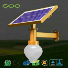 Waterproof Solar LED Wall Light for Garden