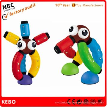 Engranajes de plástico para juguetes