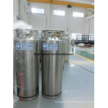 35L Edelstahl kryogenen Vorratsbehälter für LNG für Bus, LKW