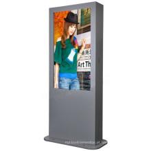 Sinalização digital LCD ao ar livre de 42 polegadas