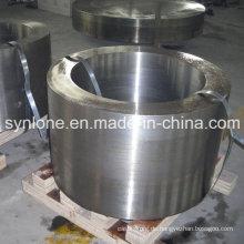 Präzisions-CNC-Stahlbearbeitungsteile mit Polieroberfläche
