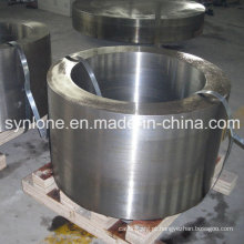 Peças fazendo à máquina do aço do CNC da precisão com superfície de lustro