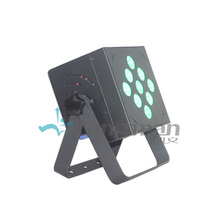 High Power RGBW 10W Wireless LED Light for Interior Stage