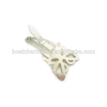 Fashion High Quality Metal Snap Butterfly Hair Clip