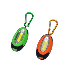Newest item COB battery LED Mini keychain