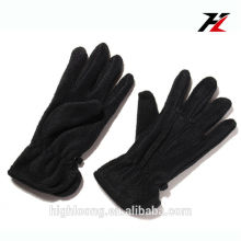 100% polyester fleece glove for bikes, manufacturers in china