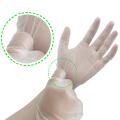 medizinischer PVC-Handschuh für Krankenhaus