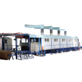 Sponge CNC continuous foaming equipment